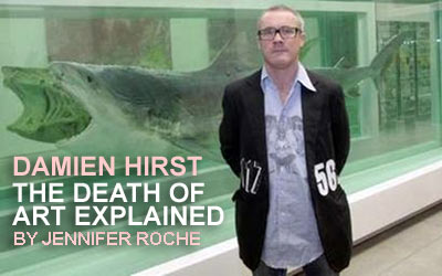 Damien Hirst: The Death of Art Explained