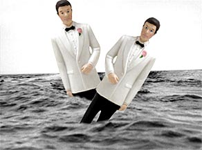 The gay marriage slump: Same-sex couples deciding not to get hitched